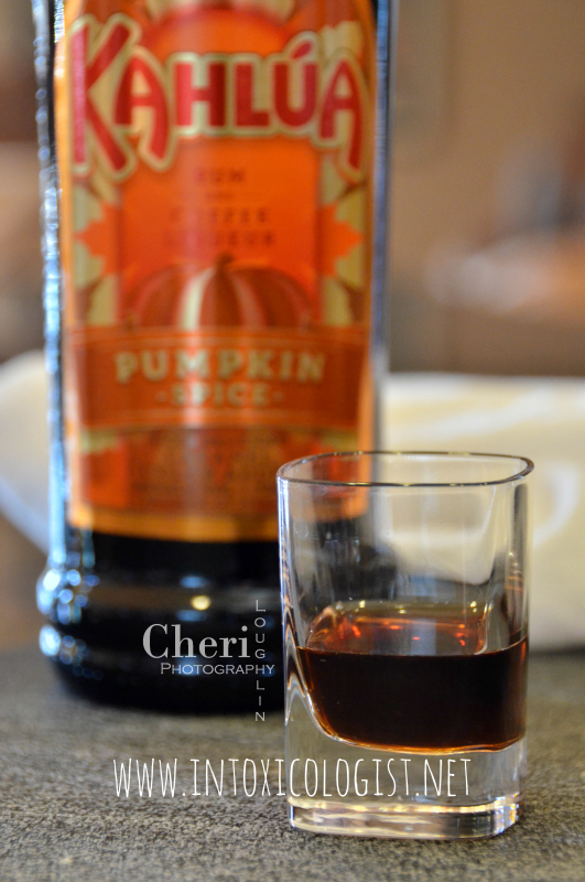 Kahlua Pumpkin Spice Liqueur is less pumpkin and more about the spices that are referred to as pumpkin spices. So why make another pumpkin drink?