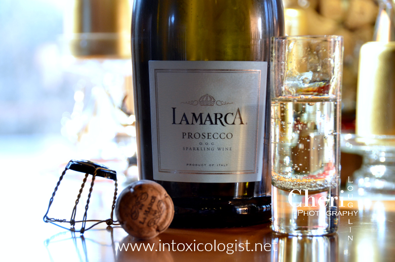 LamarcA Prosecco is crisp and fruity on the nose. There are hints of green apple such as tart Granny Smith and citrus notes. It is a mouthwatering dry sparkling wine; not too sweet.