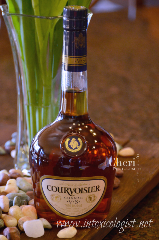 Review: Courvoisier Cognac VSOP is excellent sipped neat or in cocktails like the Brandy Crusta classic cocktail.