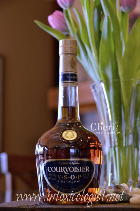 Review: You'll love ever second of your sipping experience with Courvoisier Cognac VSOP. Ideal sipped neat.