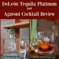 DeLeón Tequila Platinum is creamy, light and lingers nicely on the palate. Taste for yourself and see why this is luxury vodka. Agavoni cocktail included in the review.