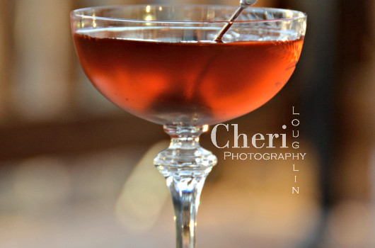 The Metropole classic cocktail dates back to the late 1800's. It is a dry, warming cognac cocktail comparable to a Dry Manhattan due to the recipe ratios.