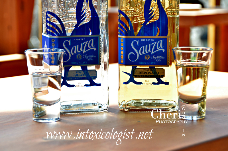 Skip the Margarita this Cinco de Mayo and shake up the Villa Fontana with Sauza Tequila and apricot brander. Sauza Silver and Reposado review included.