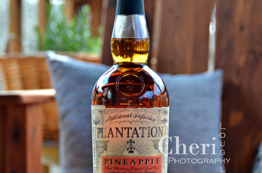 This Plantation Rum expression pays homage to the popularity of pineapple rum in nineteenth-century England.