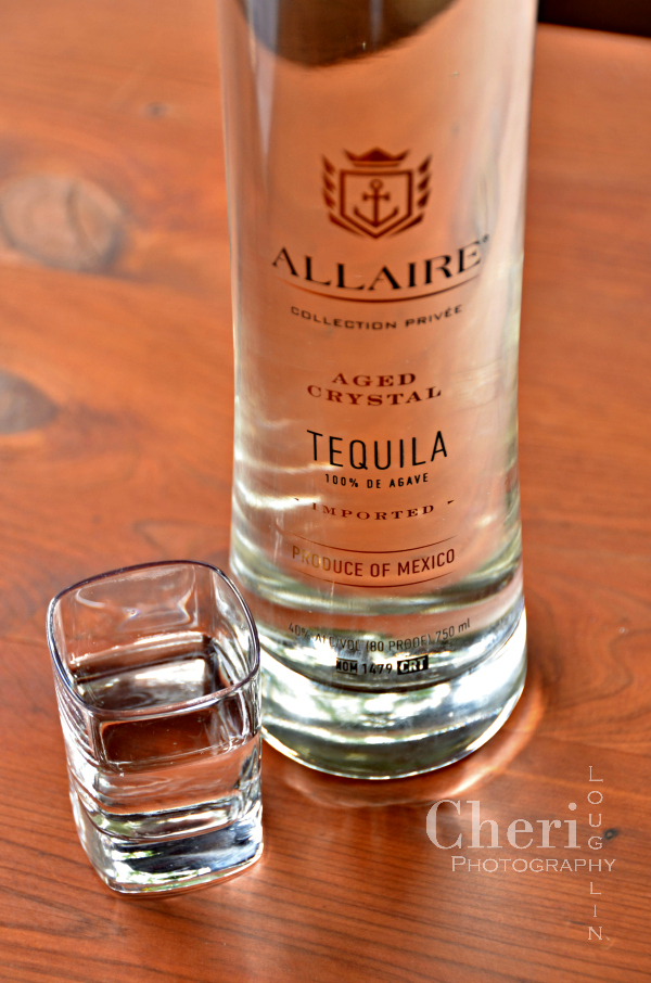 Allaire Tequila Aged Crystal from the Allaire Privee Collection is exceptional in taste and mouthfeel with a hefty price tag. What is the most you would pay for a bottle of booze?