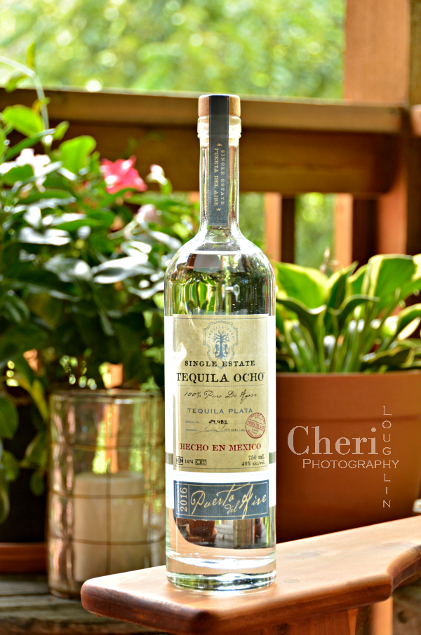 Tequila Ocho Plata 2016 vintage is excellent sipped neat with creamy vanilla notes, hint of spice, barely there sweetness and incredible mouthfeel. Skip the margarita and go for this Hidden Treasure cocktail.