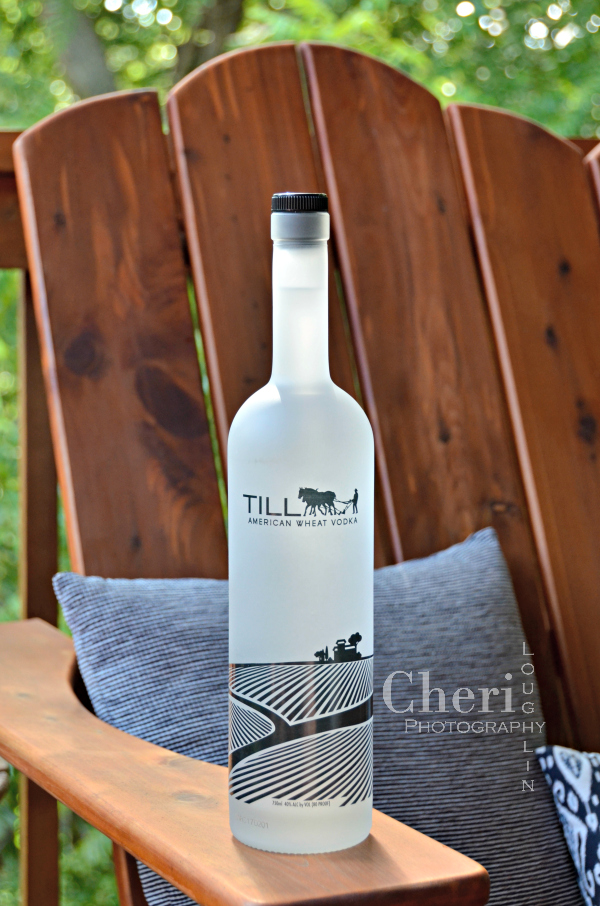 """Till American Wheat Vodka is made in Kansas by hardworking people. Excellent for martinis or cocktails like the """"Till We Meet Again"""" ginger and grapefruit long drink."""