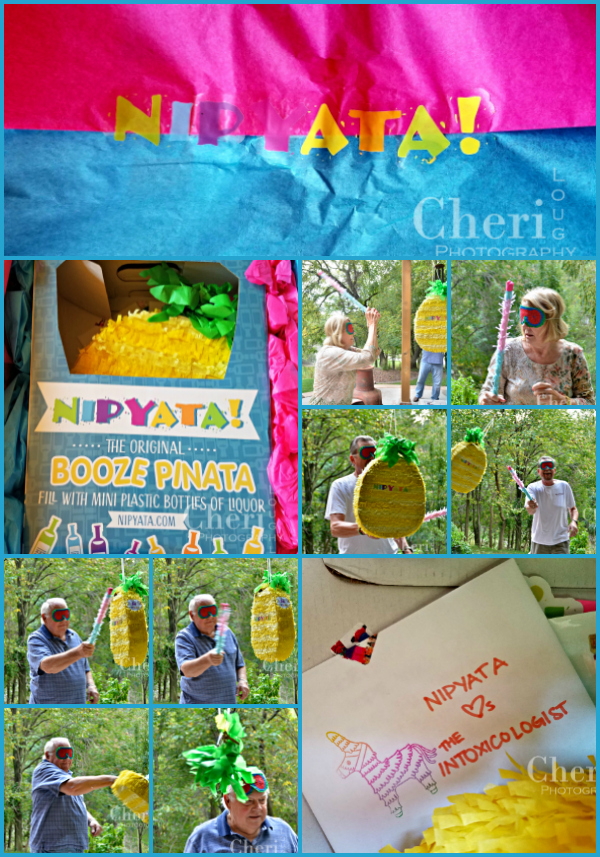 The Nipyata is a boozy pinata filled with mini liquor bottles and candy. Buy one or make your own. Nipyata Review.
