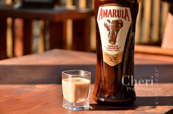 Amarula Liqueur is lightly sweetened with caramel, chocolate, and citrus notes.