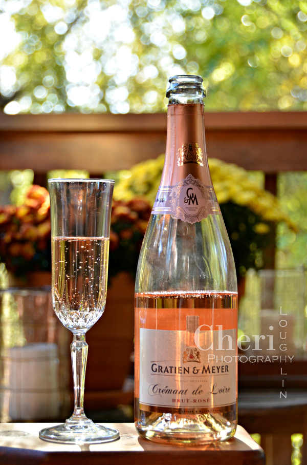 Gratien & Meyer Brut Rosé is light, delicate, and fruit forward with a hint of sweetness. Excellent as an aperitif or gift it to the hostess with the mostess.