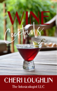 Book Cover: Wine Cocktails